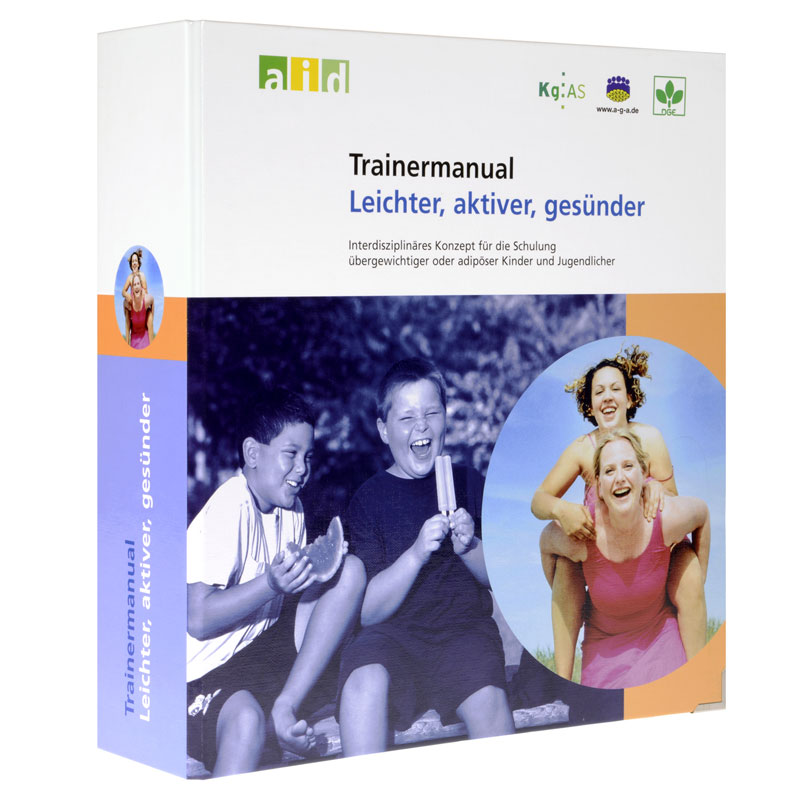 Trainermanual - Leichter, aktiver, gesünder