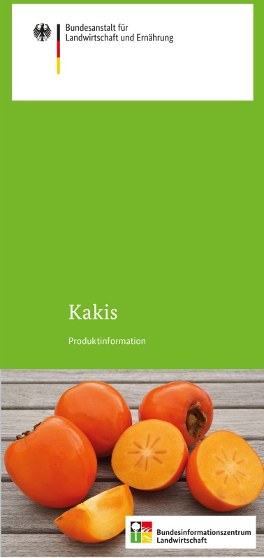 Kakis - Produktinformation