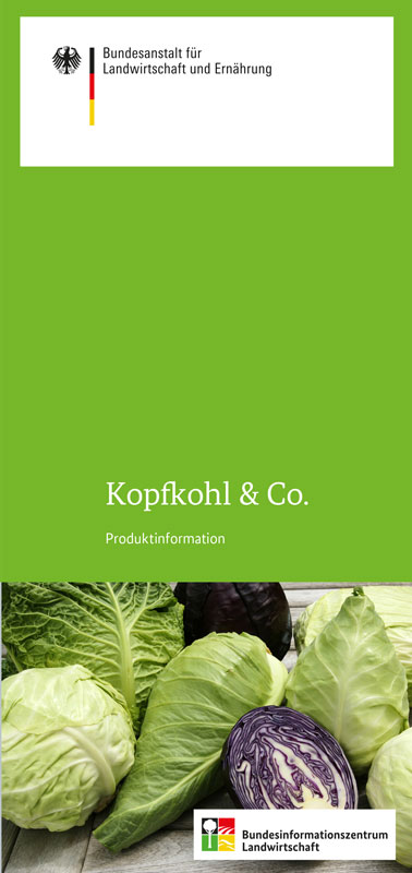 Kopfkohl & Co. - Produktinformation