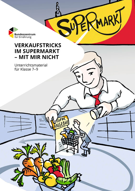 Verkaufstricks im Supermarkt - Mit mir nicht